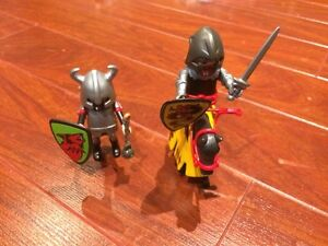 Playmobil 5805 Knight with Squire Kitchener / Waterloo Kitchener Area image 2