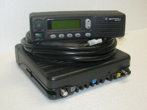 MOTOROLA MCS2000 UHF FM Mobile Radio Amateur Communications
