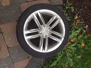 Audi A4 winter tires brand new 245/40/R18