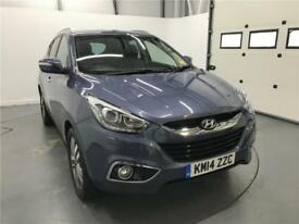 Hyundai IX35 1.7 CRDi Blue Drive Premium 5dr [Leather] 2WD