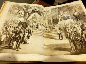 Worlds first illustrated weekly news 1851