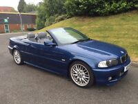 BMW 325 CI SPORT MANUAL 2002 CONVERTIBLE * LOW MILES *