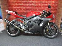 YAMAHA YZF R1 LOTS OF EXTRAS 2004