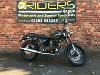 HERALD Classic 250cc 2016 - Only 211 Miles from new- Lovely condition