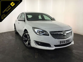 2014 VAUXHALL INSIGNIA CDTI 5 DOOR HATCHBACK 1 OWNER SERVICE HISTORY FINANCE PX