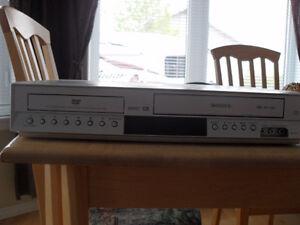 DVD et Vidéo intégré JVC