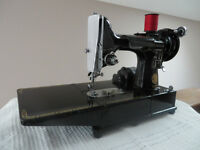 Singer Featherweight 222K Sewing Machine - rare and sought after