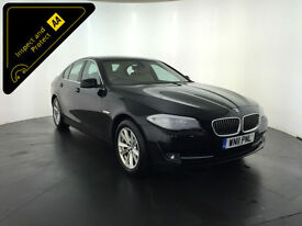 2011 BMW 520D SE 4 DOOR SALOON 185 BHP BMW SERVICE HISTORY FINANCE PX