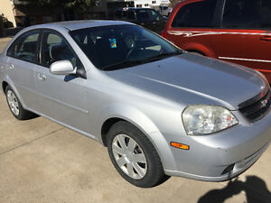 2004 CHEV OPTRA LS