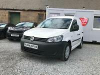 2012 (12) Volkswagen Caddy C20 Plus 1.6 TDI ( 102 bhp )