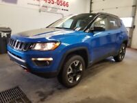 2018 Jeep Compass Trailhawk City of Halifax Halifax Preview