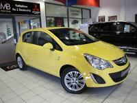 2013 VAUXHALL CORSA 1.4 SE 5dr Auto VERY LOW MILEAGE