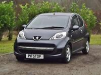 Peugeot 107 1.0 VVT-i Envy 3dr PETROL MANUAL 2011/11
