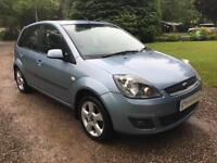 2007 FORD FIESTA FREEDOM 1.4 5DR WITH AIRCON GREAT LOW MILEAGE EXAMPLE