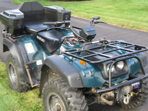 VTT  SUZUKI King Quad