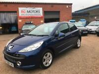 2008(58) Peugeot 207 1.4 VTi 95 Sport Blue, **ANY PX WELCOME**