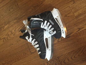 Bauer hockey skates size children's 8R