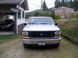 1996 Ford F-150 Pickup Truck