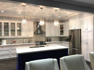 CUSTOM KITCHENS,VANITIES,COUNTERTOPS, CLOSETS@AFFORDABLE PRICE