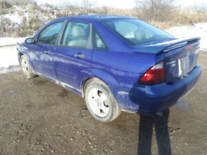 JUST IN FOR PARTS 2006 FORD FOCUS@PICNSAVE WOODSTOCK