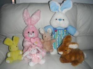 Easter bunny lot NEW