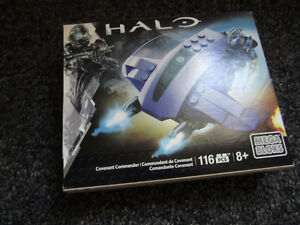 Halo Mega Bloks - Covenant Commander Set - Brand New