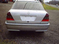 2000 Mercedes-Benz,C230 Sedan.Fully loaded,Safety&Emission.171km