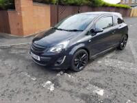 2013 Vauxhall/Opel Corsa 1.2i 16v ( 85ps ) Limited Edition ( a/c )