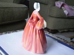 "Royal Doulton Figurine "" Janet "" HN1537 Kitchener / Waterloo Kitchener Area image 3"