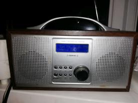 Digital DAB radio