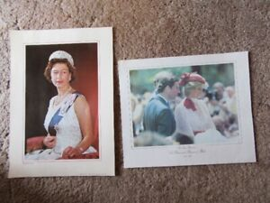 ROYAL FAMILY COLLECTIBLES - multiple items as a lot - REDUCED!!!
