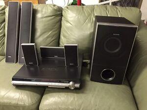Sony Sound System DAV HDX 466 model