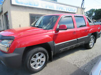 2003 CHEVY AVALANCHE Z66 Windsor Region Ontario Preview