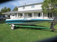 Good price , good shape boat and trailer