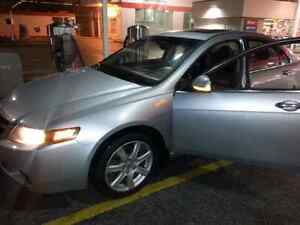 Safetied/Etested 2004 Acura TSX SLV