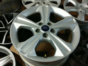 "OEM 17"" Ford Escape / Fusion alloy rims 5x108 from $440 set of 4"
