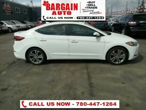 2017 Hyundai Elantra Limited SE  - Sunroof -  Leather Seats