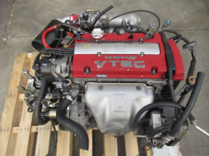 Jdm Honda Prelude H22a Type S with Lsd Transmission T2W4