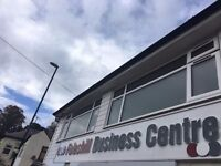 NEW OFFICE TO RENT 1ST FLOOR 265 SQ FT CALL TO VIEW 07947 683683 INC BILL & FREE WIFI