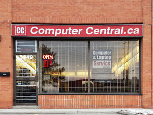 Laptop and Computer Repair Service Shop Mississauga