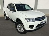 2015 Mitsubishi L200 Barbarian 4x4 **Full Leather**Satvav**Alloys**