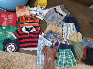 Lot of 3T boys brand name clothing