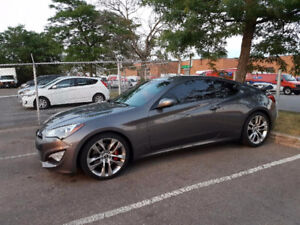 2013 Hyundai Genesis Coupe RSpec Coupe (2 door)