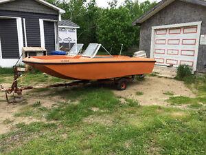 16 foot boat