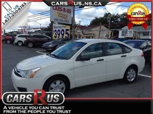 2011 Ford Focus S.....Includes 4 FREE winter tires!!
