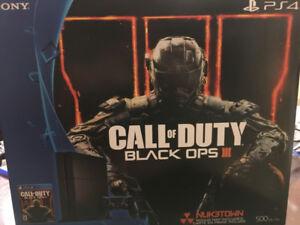 PlayStation 4 Black Ops 3 Bundle