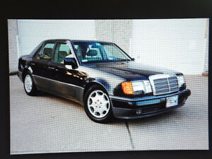 WANTING TO PURCHASE A 1991-1994 MERCEDES-BENZ E500 500E E60