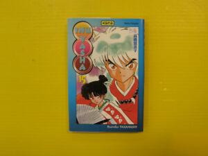 Je Recherche Manga Inu Yasha # 21 a 56 (Français) - Échange ou $