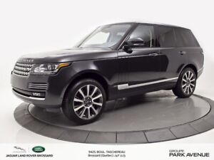 2015 Land Rover Range Rover Autobiography | V8 Supercharged