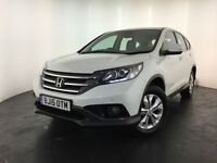 2015 HONDA CR-V SE-T I-DTEC HONDA MAIN DEALER SERVICE HISTORY FINANCE PX